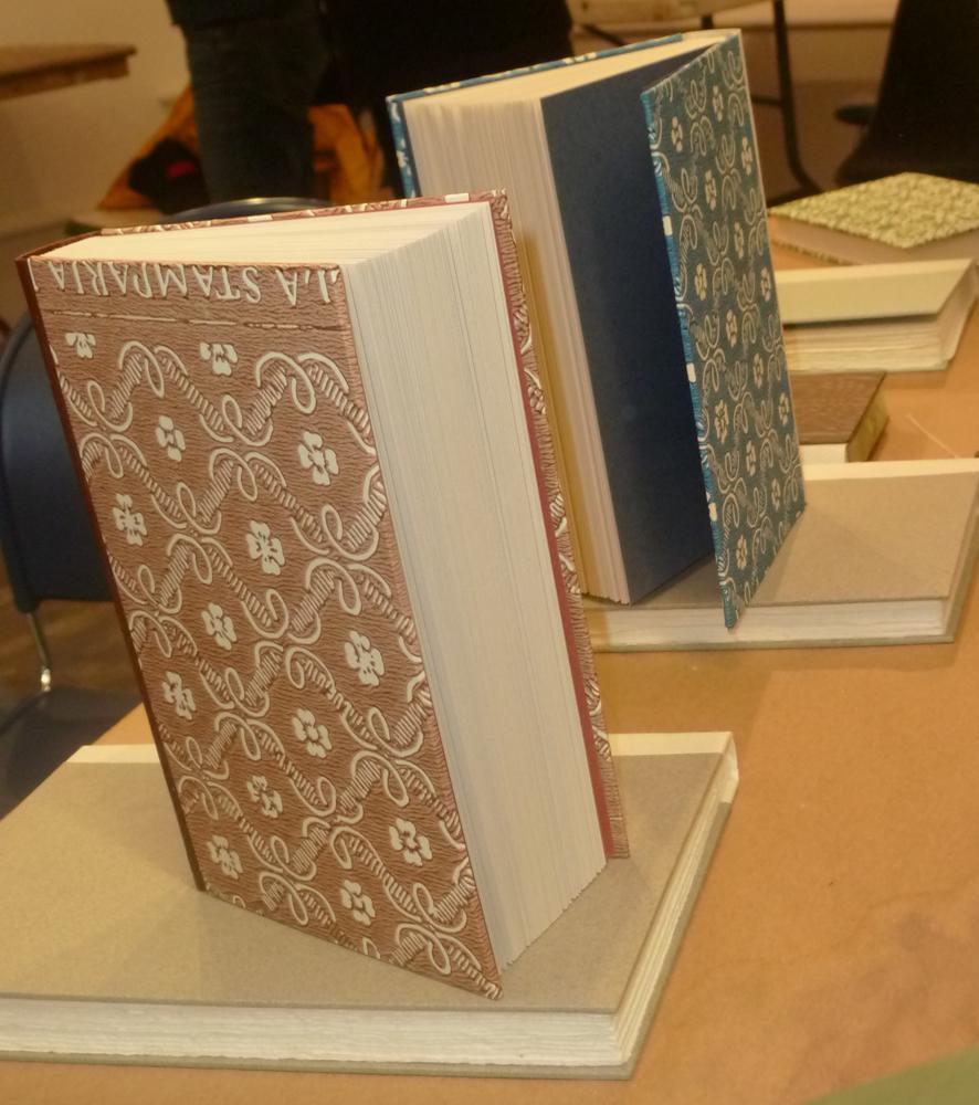 Bookbinding Blog: Extreme Bookbinding