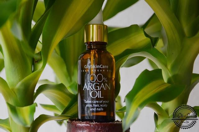 Olejek arganowy: czysty luksus