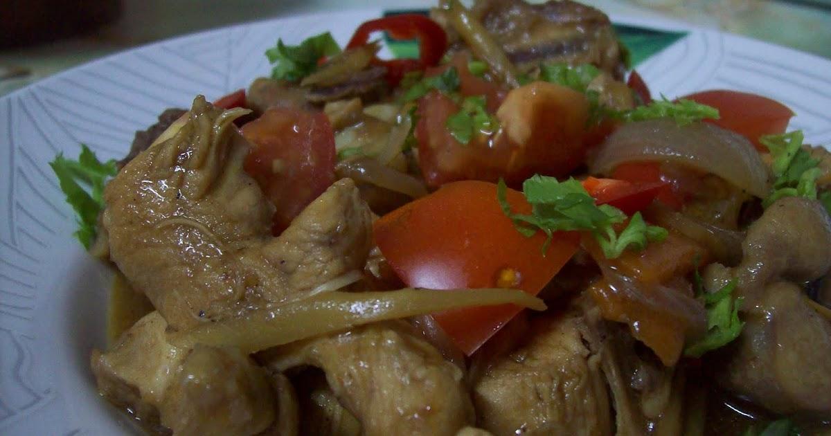 Resepi Ayam Panggang Black Pepper Paling Special