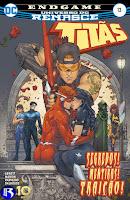 DC Renascimento: Titas #13