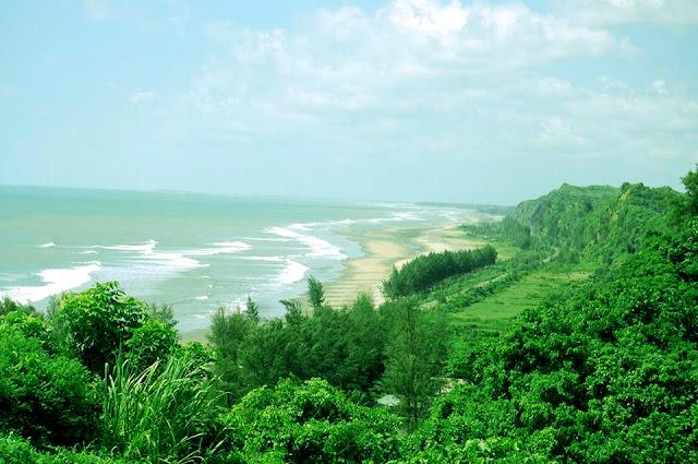 Himcori Island,sea beach of bangladesh