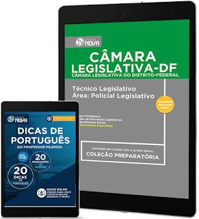 Apostila Câmara Legislativa do DF - Técnico judiciário da CLDF