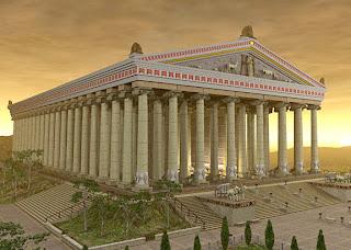 artemis tapınagı