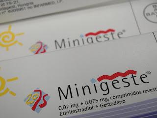 Efeitos secundários da pílula minigeste®