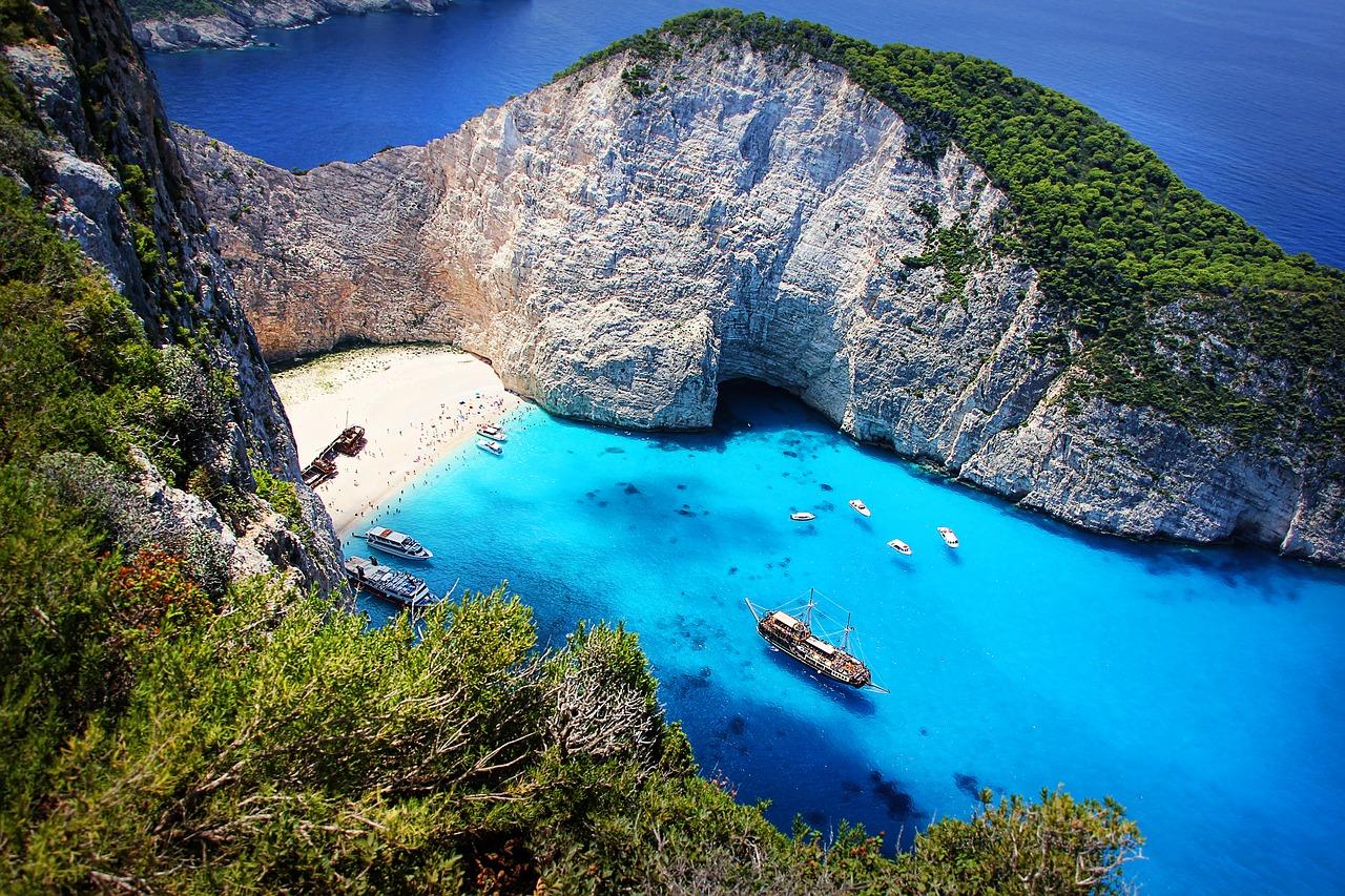 Gdzie warto pojechać na wakacje 2018 - Grecja Zakynthos, Kreta, Kos