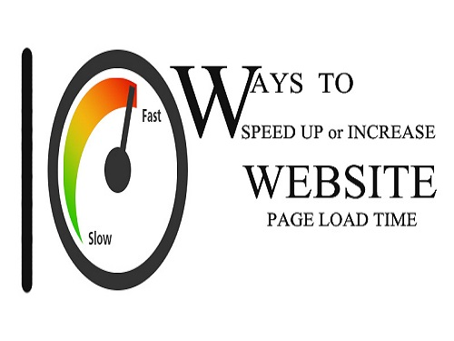 Top 10 Ways To Increase Website Page Load Time