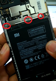 Cara Fix Sensor dan Fix Bug Lainnya Untuk Xiaomi Redmi Note 5A Setelah Bypass Mi Account