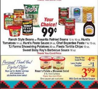 Bashas Weekly Ad June 27 - July 3, 2018