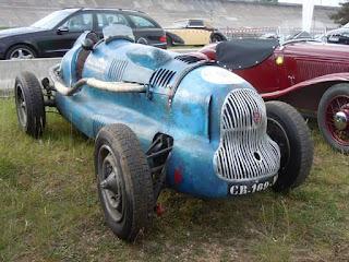 Gali Citroën 1948....The Old Racer