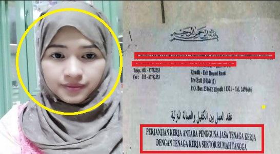 Kenapa Majikan di Arab Saudi Doyan TKW Indonesia? Jawabannya Bikin Merinding..!!
