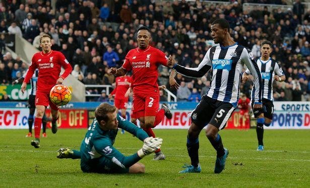 Assistir  Newcastle x Liverpool ao vivo grátis em HD 01/10/2017
