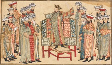 Turk Cast in India