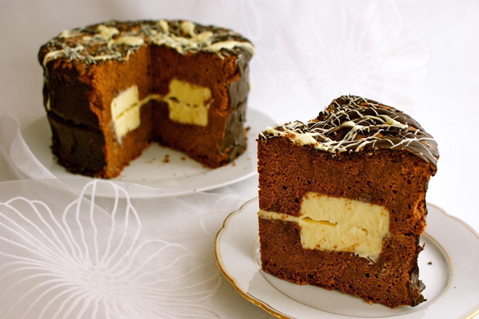 Das Süsse Leben {test} Backform Für Gefüllte Kuchen