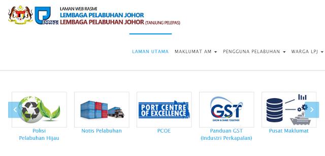 Rasmi - Jawatan Kosong (LPJ) Lembaga Pelabuhan Johor 2019