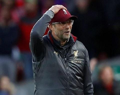 HLV Jurgen Klopp không vui vì Liverpool đang chơi hay, thì phải nhả cầu thủ về đội tuyển