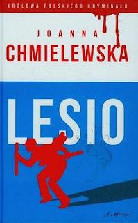 """Uśmiechnij się z Lesiem. """"Lesio"""" Joanna Chmielewska"""
