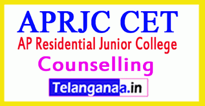 APRJC CET 3rd Counselling 2019 List