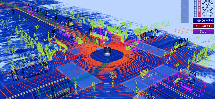 Researchers Develop New Laser Technology that Could Speed Up Adoption of Self-Driving Cars