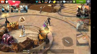 Dungeon Hunter 5 Mod high lvl