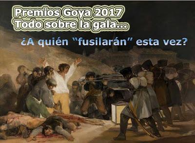 gala de los goya 2017