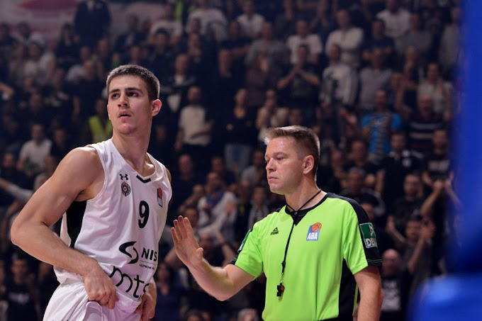 Vanja Marinković o 123 poena koje je Bogdanović dao Zvezdi u finalu plej-ofa: Radio je šta je hteo! (VIDEO)