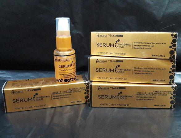 Whitening Serum Gold Serum Emas