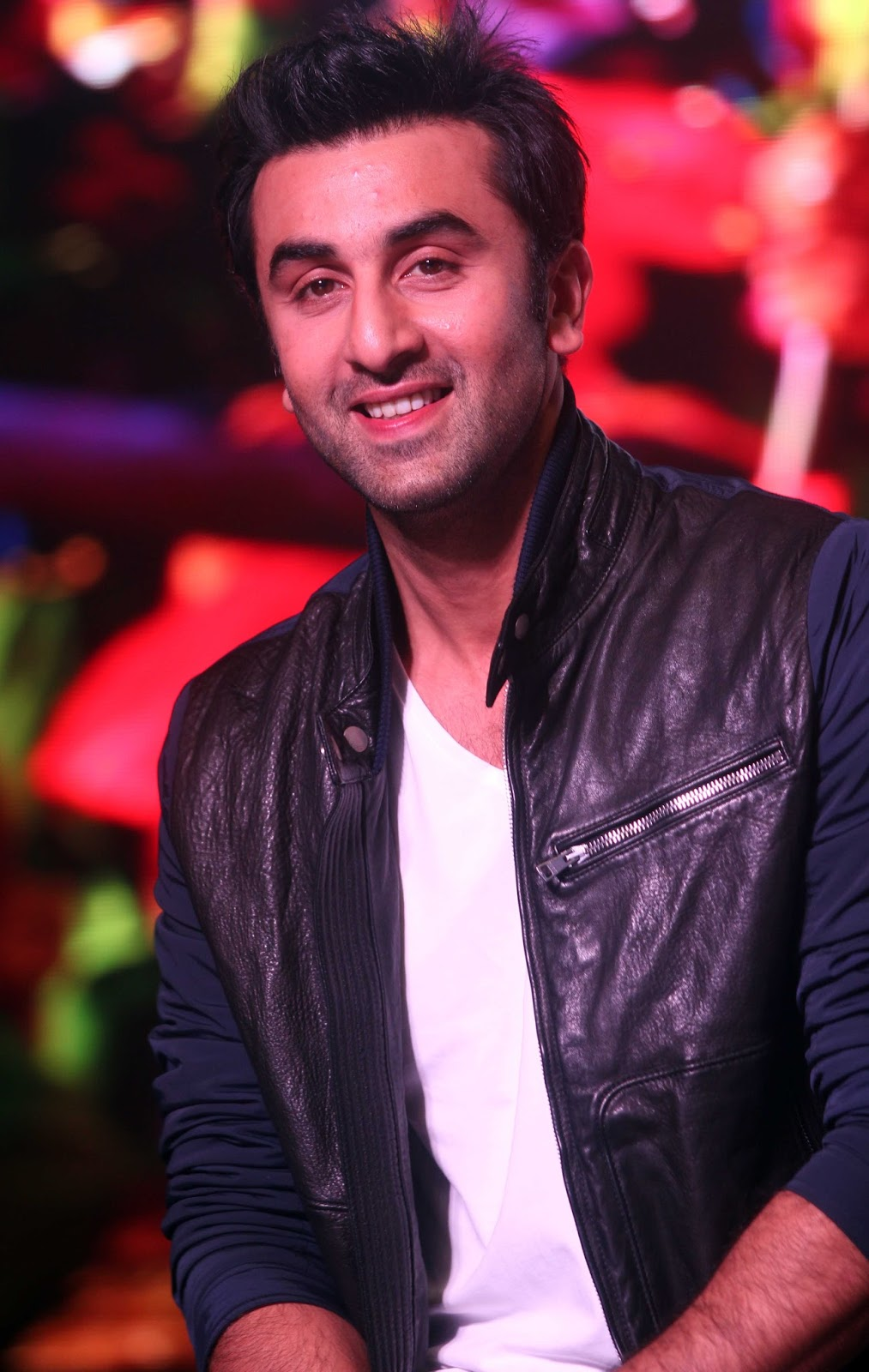 Ranbir Kapoor at Besharm Movie Song Launch Stills - The ...