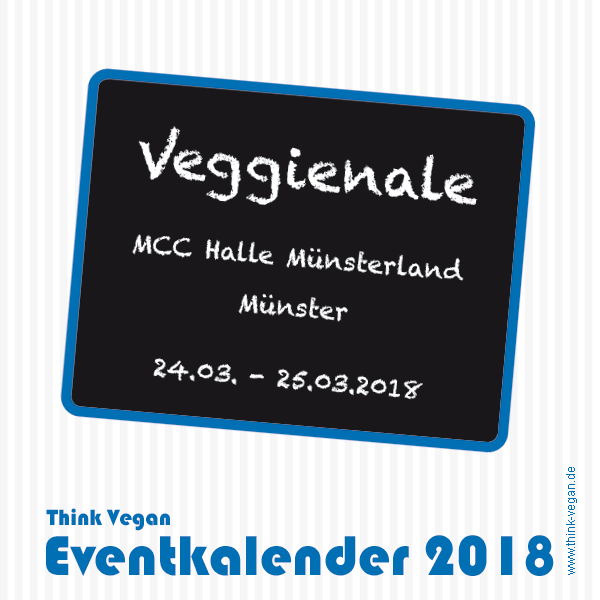 Veggienale . Eventkalender 2018