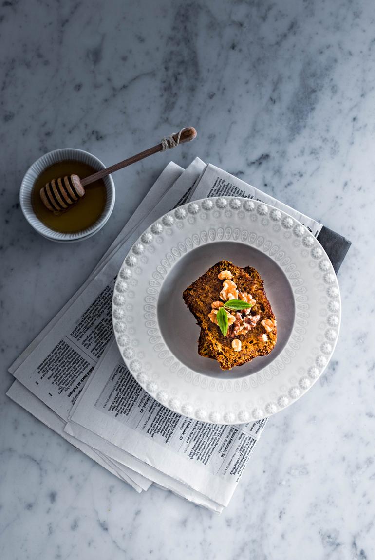 recetas-otoño-pan-calabaza-nueces-sirope-food-styling