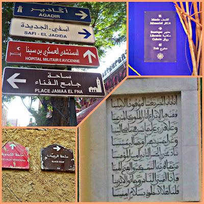 trânsito em Marrocos