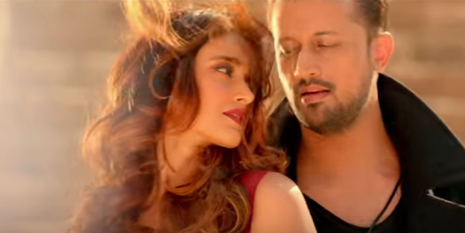 Pahli Dafa - पहली दफा (Atif Aslam) Full Lyrics Video Song Hd