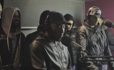 THE GRIME SHOW: DRIFTER, OGZ, AJ TRACEY, BIG ZUU, FUNKYDEE & MORE [VIDEO]
