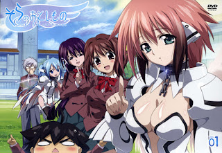 Sora no Otoshimono SS2 - Sora no Otoshimono: Forte VietSub