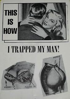 trap a man