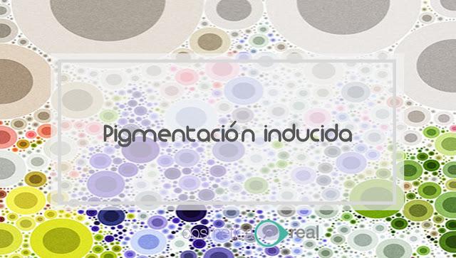 Pigmentación inducida