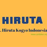 LOKER 2018 OPERATOR PRODUKSI PT.Hiruta Kogyo Indonesia