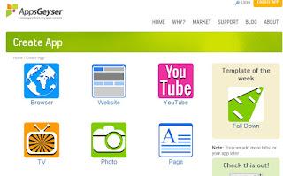 Membuat Aplikasi Android Tanpa Coding - AppGeyser