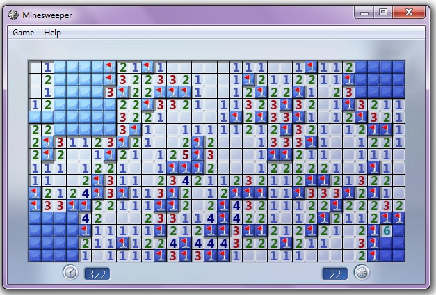 Cocoknots and Richard: Fact Up Friday: Minesweeper
