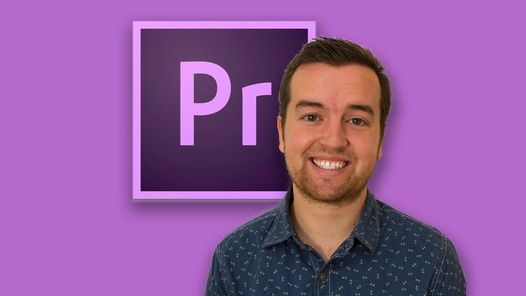 50% off Complete Adobe Premiere Pro Video Editing Course