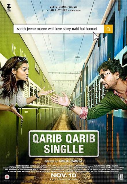 Qarib Qarib Singlle (2017) ταινιες online seires xrysoi greek subs