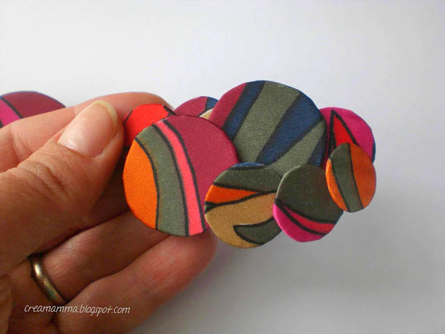 riciclo creativo stoffa