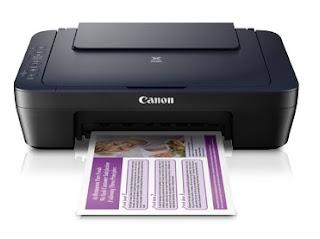Canon PIXMA E460 Printer Driver Download and Review