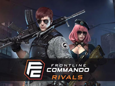 FRONTLINE COMMANDO RIVALS MOD APK+DATA