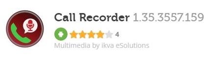 Download Aplikasi Android Perekam Suara Terbaik Gratis (Call Recorder), Aplikasi Android Untuk Merekam Suara Sendiri