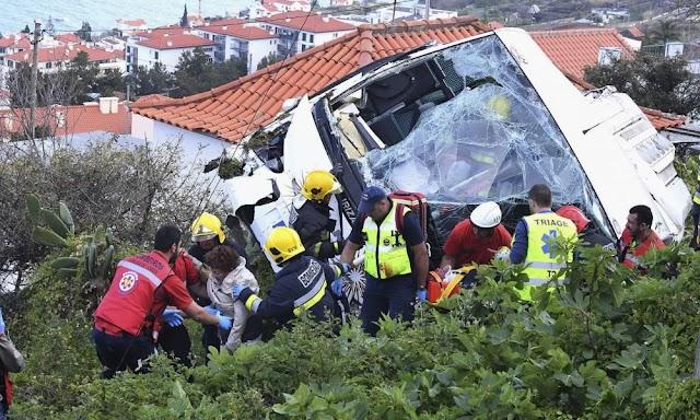 Együttérzését fejezte ki Szijjártó Péter a madeirai buszbaleset érintettjeinek