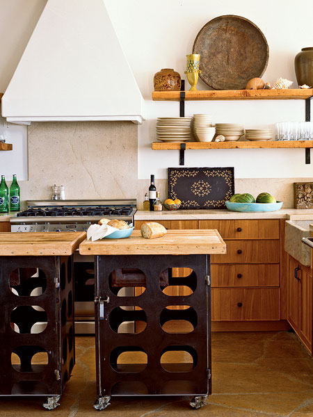 Interior Design Open Kitchen: New Home Interior Design: Open Kitchen