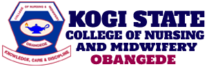 Kogi State College of Nursing and Midwifery Admission Form 2018