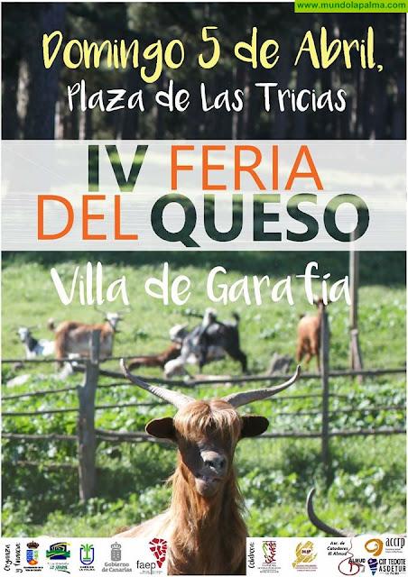 IV edición de la Feria del Queso Villa de Garafía