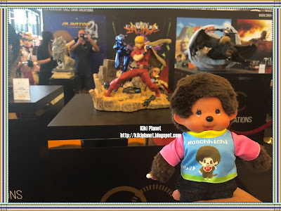 cobra monchhichi kiki japan expo 2018