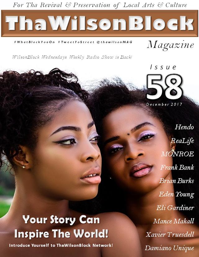 ThaWilsonBlock Magazine Issue58 (December 2017)